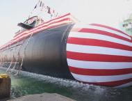 Japan Unveils New 'Taigei' Submarine to Be Deployed by Self-Defen ..