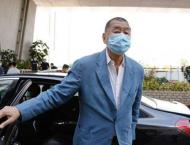 Hong Kong Police Raid Tycoon Jimmy Lai's Office, Seize Documents  ..