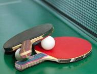 Squads of Boys, Girls for Table Tennis camp named
