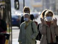 Russia Records Over 15,000 COVID-19 Cases in Past 24 Hours - Resp ..