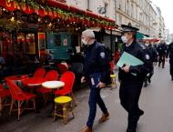 Millions face French curfew, German court overturns nighttime cur ..