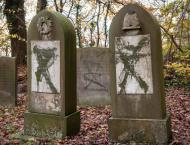 Man jailed a year for desecrating Jewish graves in Denmark
