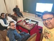 Fawad Chaudhary equates PDM's first show with cricket highlight ..