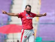 Shami lauded for yorker masterclass in IPL's first double super o ..