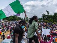 Nigerian youths stage fresh protests as tensions rise