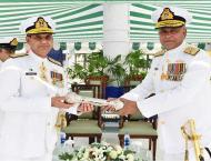 New commanders of PN COMKAR, COMCOAST assume charge