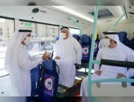 Hamdan bin Mohammed inaugurates new generation of Bus Stations at ..