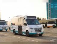 Integrated Transport Centre launches trial of 'Abu Dhabi Lin ..