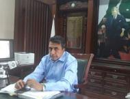 Commissioner vows to develop Rani Bagh through independent manage ..