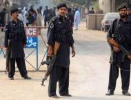 Seven police officers transferred