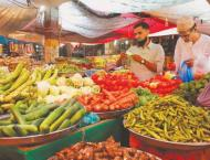 DC along with CPO visits vegetable market