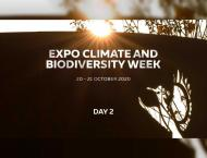 Expo 2020 Dubai' family calls for action to better manage clima ..