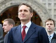 Russian Foreign Intelligence Chief Arrived in Minsk for Talks Wit ..