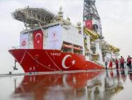 Turkey hits out after rivals unite in gas row