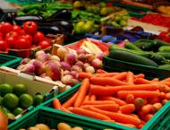 Vegetables export grew 11.58%, reached $41.986 million