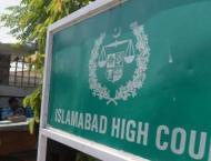 Islamabad High Court seeks detailed report from IO regarding miss ..