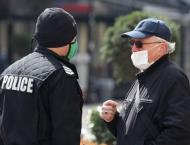 Bulgaria makes masks mandatory in busy outdoor spaces