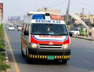 2 killed in road accident in Sargodha