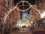 Facilities to ensure on Eid-e-Milad-un- Nabi (SAW): DC