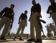 Two gangsters surrender to police