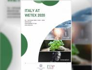 31 Italian companies to take part in virtual WETEX 2020