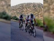 Cycle race from Islamabad to Murree on Nov 1