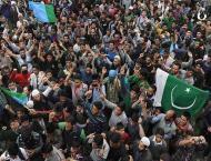 Kashmir Black Day observed in Larkana