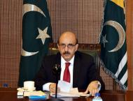 AJK President urges world to save Kashmiris from total annihilati ..