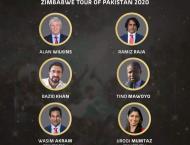 PCB announces panel of commentators for Pak Vs Zimbabwe series