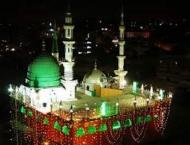 All set to celebrate Eid Milad un Nabi (PBUH) across AJK with ful ..