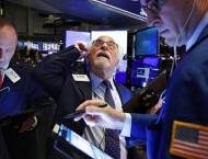 Dow, Nasdaq drop 3%, sliding further on Covid-19 fears
