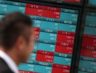 Asian stocks fall after lockdowns spark rout
