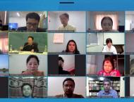 China delivers online training to health professionals from Pakis ..