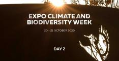 Expo 2020 Dubai' family calls for action to better manage climate change and protect biodiversity