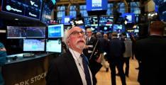 US stocks open sharply lower on coronavirus worries