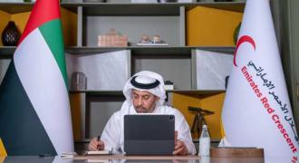 UAE launches humanitarian, development initiatives to achieve security, peace, stability: Hamdan bin ..