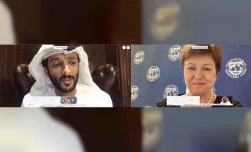 الإمارات وصندوق النقد الدولي يضعان أطرا ..