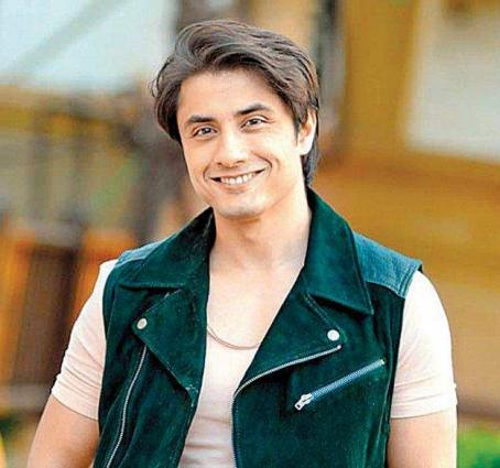Ali Zafar congratulates Spain on its National Day