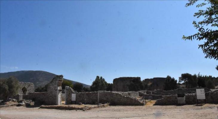 Roman era toys unearthed in western Turkey