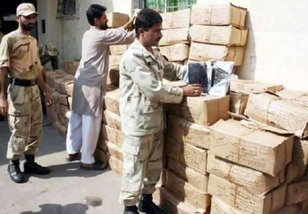 ANF seizes 673.039 kg drugs in 12 operations; arrests 18