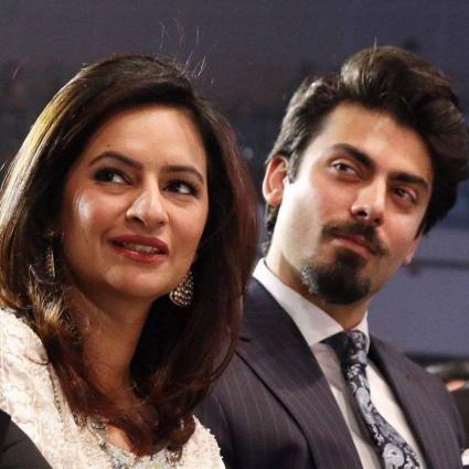 Fawad Khan, Sadaf welcome their third child
