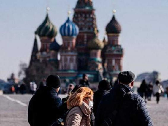 """روسيا تسجل 185 وفاة و 15099 إصابة جديدة  بـ""""كورونا"""""""