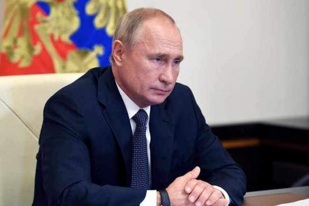 Putin Says Global Market for Russian Coronavirus Vaccine Estimated at $100Bln