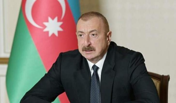 Aliyev Rules Out Self-Determination Referendum in Nagorno-Karabakh