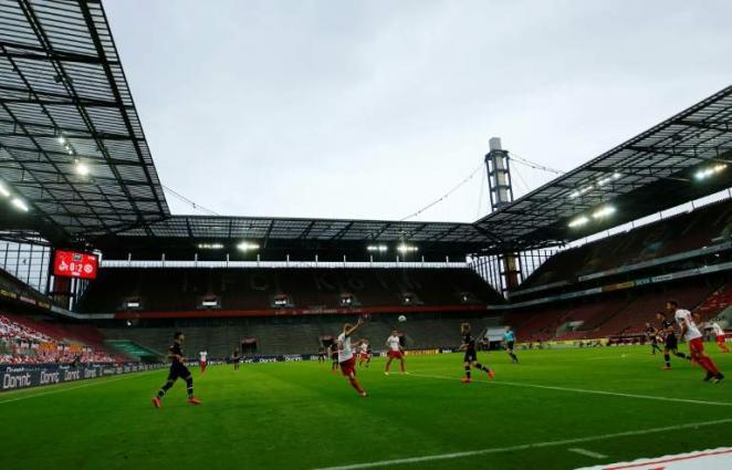 Virus forces Belgian football back behind closed doors