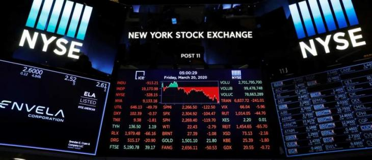 Global stock markets mostly firmer