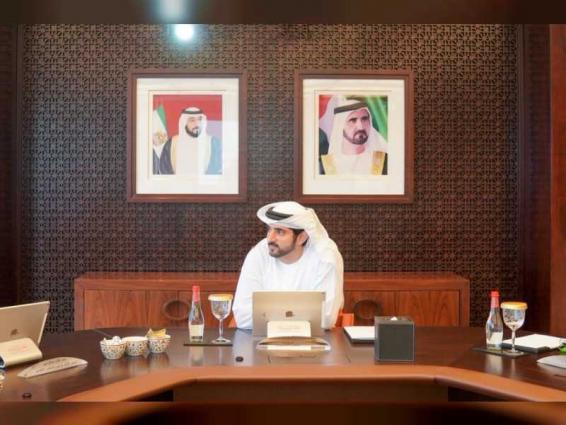 Hamdan bin Mohammed approves stimulus package of AED500m