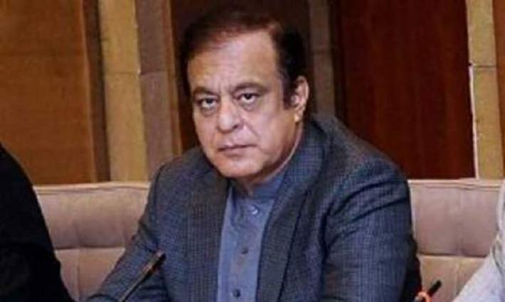 Opposition parties instigating against institutions: Shibli