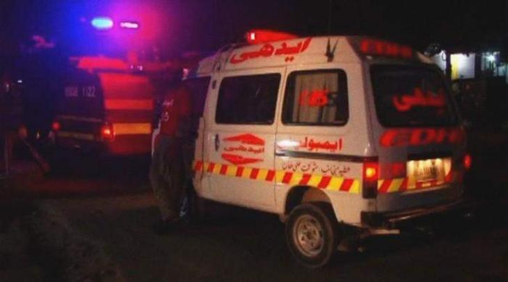 Two persons killed in Sargodha