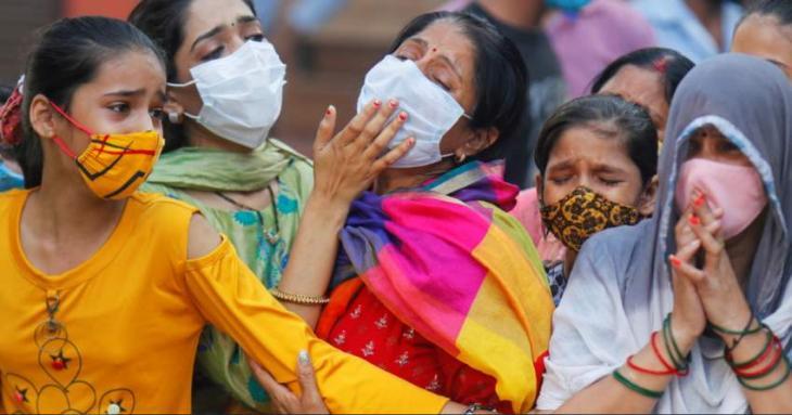 India's COVID-19 tally reaches 7,909,959, death toll 119,014